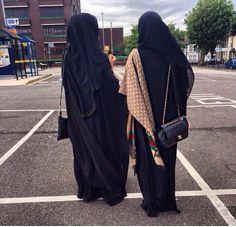 Hijab Niqab, Muslim Hijab, Hijab Outfit, Niqab Fashion, Muslim Fashion, Hijabi Girl, Girl Hijab, Modest Wear, Modest Outfits