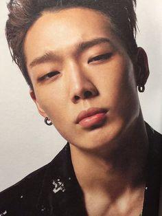 """[Fantaken] for Japan Magazine ""WI? Btob, Ikon Member, Ikon Kpop, Kim Jinhwan, Jay Song, Bobby S, Double B, Fandom, Hip Hop"