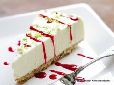 Lime Cheesecake | Kleiner Kuriositätenladen