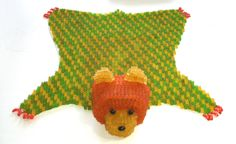 gummy bears | bear skin rug made of gummy bears-- is part of a series of gummy bear ...