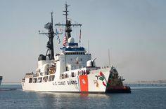 My last ship.. Coast Guard Cutter Sherman. 378' High Endurance Cutter.