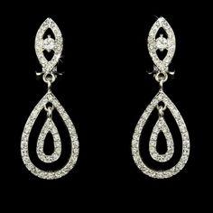 2013 Bridal Earrings Wedding Jewelry Photos on WeddingWire