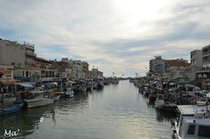 [Languedoc] Palavas-les-Flots, village de pêcheurs