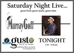 Not to confuse you but I'm playing tonight at GUSTO! Make your Saturday night special; come on out and have some fun! #Jacksonville #Pianoman #Livemusic