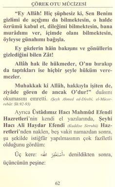 Zihin Canlılığı, Hafıza Çabukluğu ve Zeka Artışı İçin - Cübbeli Ahmet Hoca'dan Dua ve Zikirler Math, Math Resources, Mathematics