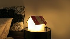 Book Rest Reading Lamp                                                                  By                                                                                                      Suck UK