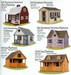 Kits girl play house, playhous idea, outdoor playhous, kid