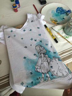 Alice in wonderland - frufrushop creations
