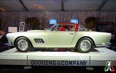 1957 Ferrari 410 Superamerica Coupe - Αναζήτηση Google
