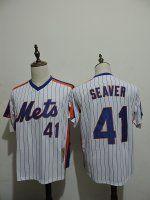 New York Mets #41 Tom SEAVER Jerseys