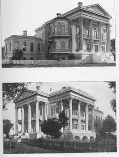 Belle Grove Plantation Iberville Parish, Louisiana | Bell Grove -- Iberville, LA before ruin -- pictures taken around 1900
