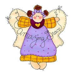 Amazing Grace Angel
