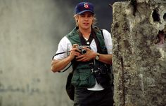 "Spy Game - Brad Pitt. Directed by Anthony David ""Tony"" Scott (21 June 1944 – 19 August 2012)"