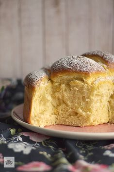 Brioche de Mascarpone | CON HARINA EN MIS ZAPATOS Biscuit Bread, Pan Bread, Receta Pan Brioche, Mascarpone Recipes, Cooking Bread, Savory Snacks, Healthy Sweets, Sweet Bread, Cooking Time