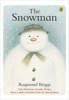 The Snowman- Raymond Briggs #SeasonsReadings