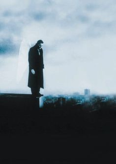 """Wings of Desire (1987)  one of my most loved films.....""""when the child was a child..."""" your intellect is confused; but your soul understands the mystery of Wings...."""