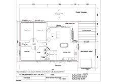 Maison ossature bois contemporaine T4 - Plain pied - 91m2