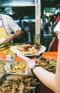Penang Night Market, Malaysia | The Hungry Australian
