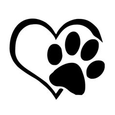 Animal Lover Heart Decal