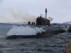 SydesJokes: Russian Northern Fleet Submarines #2