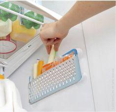 Pias Ryddige Hjørne - Smart storage in your fridge.