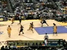 2001 NBA Finals: Sixers at Lakers, Gm 1 part 7/14