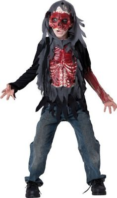 InCharacter Skinned Alive Boys Costume Size 8 Halloween Walking Dead Zombie for sale online Zombie Halloween Costumes, Boy Costumes, Halloween Kids, Cosplay Costumes, Costume Ideas, Marvel Dc, Walking Dead Costumes, Black Friday Toy Deals, Zombie Girl