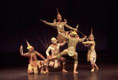 thai khon dance   Thailand Arts and Crafts