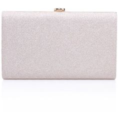 Carvela Doll 2 Clutch Bag (€58) ❤ liked on Polyvore featuring bags, handbags, clutches, pink handbags, pink clutches, pink purse, faux-leather handbags and imitation handbags