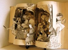Altered book Susan Hoerth