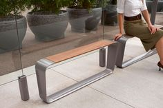 BMW designs furniture collection for public urban transport City Furniture, Urban Furniture, Street Furniture, Cheap Furniture, Garden Furniture, Furniture Design, Outdoor Furniture, Furniture Online, Furniture Stores