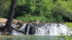 Chickasaw National Recreation Area OK