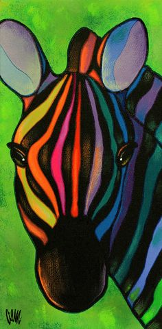 Brilliantzee by AEMgallery on Etsy Abstract Animals, Glass Animals, Silk Painting, Art Plastique, Animal Paintings, African Art, Love Art, Painting Inspiration, New Art