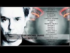 Jean Michel Jarre 2005 GREATEST HITS BEST OF Classic Hits - YouTube
