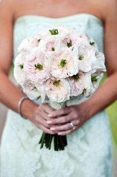 Bridal Bouquets, Bridesmaids Bouquets, Flower Girls Basket, Baskets, Boutonnieres, Wedding Flowers || Colin Cowie Weddings
