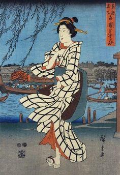Hiroshige Utagawa / 歌川広重