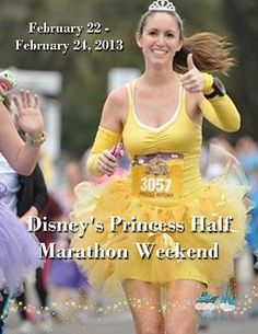 2013 #Disney's Half princess marathon weekend is coming up soon!