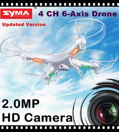 nice Syma X5C-1 Explorers 2.4Ghz 4CH 6-Axis Gyro RC Quadcopter Drone w/HD Camera RTF   Check more at http://harmonisproduction.com/syma-x5c-1-explorers-2-4ghz-4ch-6-axis-gyro-rc-quadcopter-drone-whd-camera-rtf/