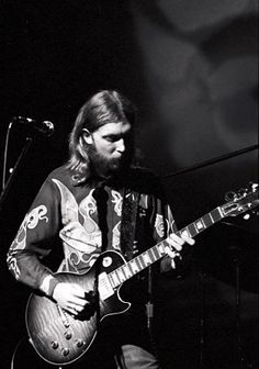 Duane Allman Vintage Concert Fine Art Print from Fillmore East, Jun 1971 at Wolfgang's Berry Oakley, Classic Blues, Classic Rock, Fillmore East, Albert King, The Jam Band, Allman Brothers, Music Images, Janis Joplin