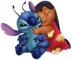 """Lilo and Stitch - My next tattoo, with the word """"Ohana"""" and the names of my family."""