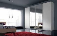 Image result for built in wardrobes, finishes, mirror