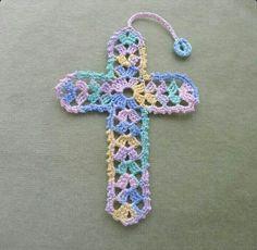 Crochet cross