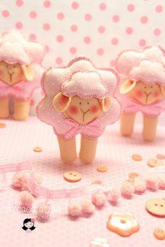 Tudo rosa! by Ei menina! - Érica Catarina, via Flickr