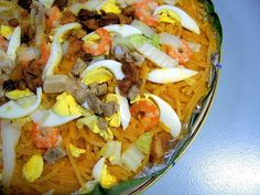 Pancit Malabon | Filipino Foods Recipes