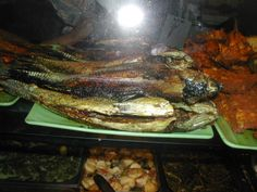 Malay cuisine: Grilled fish