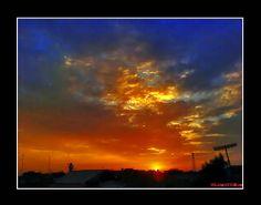 Sunrise by Cameraphone