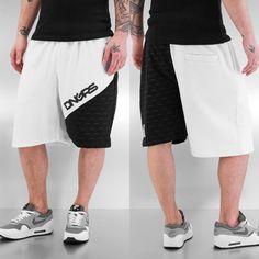 Dangerous DNGRS Short #black #white #short #dangerous #sport #homme