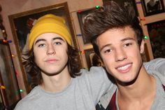 Here's Why Nash Grier and Cameron Dallas Will Truly Always Be Friends