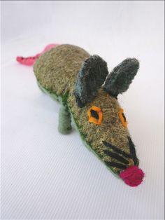animalito doll Chiapas Mexico チアパスの手作りぬいぐるみ〜グアテマラ&メキシコ民芸雑貨アルテサニア・マヤ