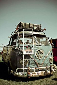 VW T1 Pickup Bus